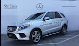 Foto venta Auto usado Mercedes Benz Clase GLE SUV 400 Sport (2016) color Plata precio $699,900