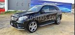 Foto venta Auto usado Mercedes Benz Clase GLE SUV 400 Sport (2016) color Negro precio $639,000
