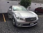 Foto venta Auto usado Mercedes Benz Clase M INFINITI M56 RWD/AWD (2013) color Plata precio $299,000