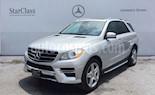 Foto venta Auto usado Mercedes Benz Clase M ML 350 CGI Sport AMG (2014) color Plata precio $509,900