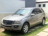 Foto venta Auto usado Mercedes Benz Clase M ML 350 Lujo (2006) color Plata precio $160,000