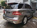 Foto venta Auto usado Mercedes Benz Clase M ML 350 Sport AMG Paq Confort (2012) color Gris precio $365,000