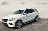 Foto venta Auto usado Mercedes Benz Clase M ML 500 CGI Biturbo (2013) color Blanco precio $489,900