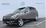 Foto venta Auto usado Mercedes Benz Clase M ML 500 CGI Guard VR6 (2014) color Negro precio $1,199,900