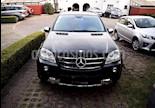 Foto venta Auto usado Mercedes Benz Clase M ML 63 AMG color Negro Obsidiana precio $400,000