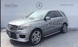 Foto venta Auto usado Mercedes Benz Clase M ML 63 AMG (2015) color Gris precio $799,900