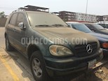 Mercedes Benz Clase M ML320 4x4 usado (1998) color Verde precio u$s3.500