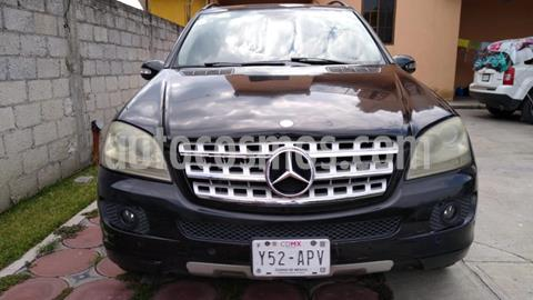 Mercedes Clase M ML 320  usado (2006) color Negro precio $110,000