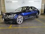 Foto venta Auto usado Mercedes Benz Clase S 500 CGI L Bi-Turbo (466Hp) (2014) color Azul precio $1,249,000