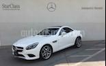 Foto venta Auto usado Mercedes Benz Clase SLC 180 (2017) color Blanco precio $499,900