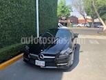 Foto venta Auto usado Mercedes Benz Clase SLK 200 CGI (2013) color Negro precio $465,000