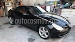 Foto venta Auto usado Mercedes Benz Clase SLK 200 CGI (2007) color Negro precio $220,000