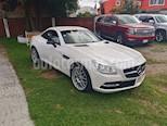 Foto venta Auto usado Mercedes Benz Clase SLK 200 CGI (2012) color Blanco precio $329,000
