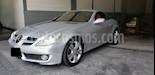 Foto venta Auto usado Mercedes Benz Clase SLK 2p SLK 200 K Aut (2009) color Plata precio $275,000