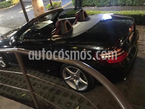 Mercedes Clase SLK 200 CGI usado (2013) color Negro precio $365,000