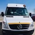 Foto venta Auto usado Mercedes Benz Sprinter Chasis 515 4325 (2014) color Blanco precio $1.650.000