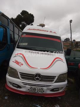Mercedes Sprinter Intermunicipal 313 2.2 HDi 15 Pas usado (2003) color Blanco precio $65.000.000