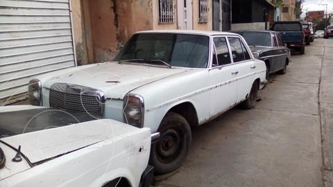 Mercedes Benz Sprinter 413 cdi (19 1) usado (1973) color Blanco precio u$s2.000