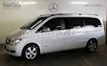 Foto venta Auto usado Mercedes Benz Viano Ambiente 7 pas. (2013) color Blanco precio $399,000