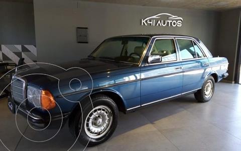 Mercedes 230 E usado (1981) color Azul precio u$s10.000