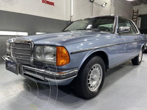 Mercedes 280 CE usado (1986) color Gris precio u$s11.000