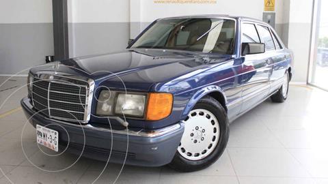 Mercedes 500 Sel usado (1989) color Azul precio $550,000