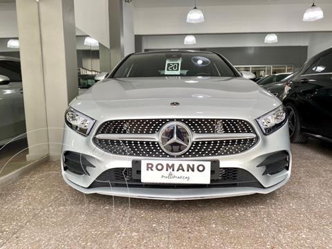 Mercedes Clase A 250 AMG-Line Aut usado (2020) color Plata Iridio precio u$s57.000