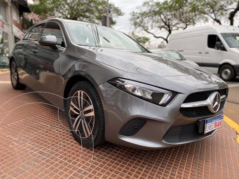 Mercedes Clase A 200 Progressive Aut usado (2019) color Gris financiado en cuotas(anticipo $4.790.000)