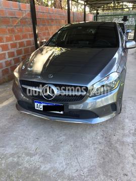Mercedes Clase A 200 Urban Aut usado (2018) color Gris Montana precio u$s28.500