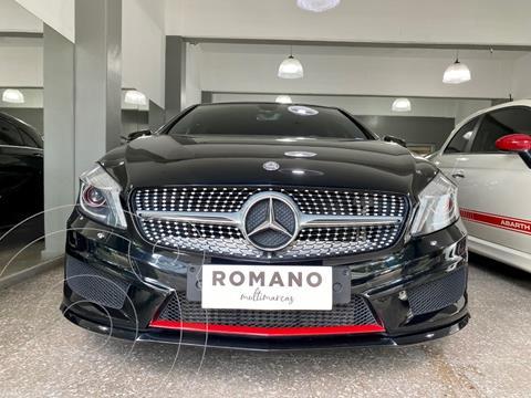 Mercedes Clase A 250 Sport Aut usado (2013) color Negro Cosmos precio u$s28.300