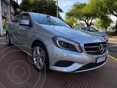 Mercedes Clase A 200 Urban Aut usado (2014) color Gris financiado en cuotas(anticipo $2.000.000)