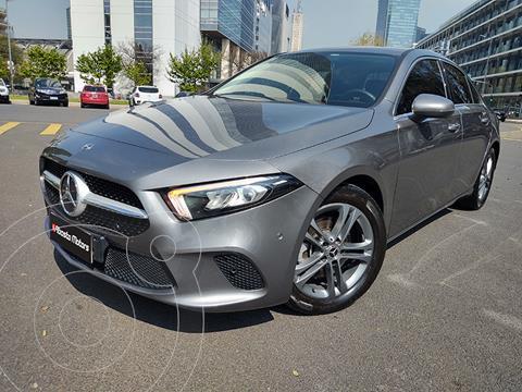 Mercedes Clase A 200 Urban Aut usado (2019) color Gris Montana precio u$s42.900