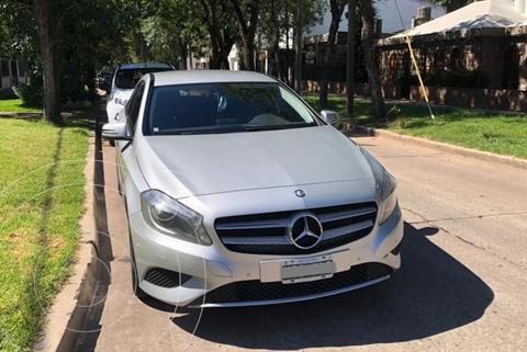 Mercedes Clase A 200 Urban usado (2013) color Gris precio u$s15.000
