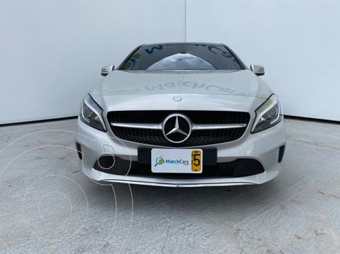 Mercedes Clase A 200 Aut usado (2018) color Plata precio $87.990.000