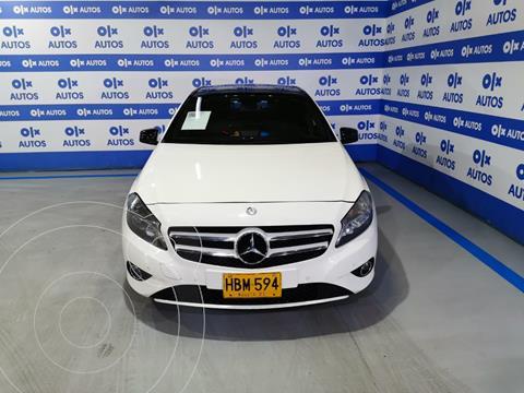 Mercedes Clase A 200 Aut usado (2013) color Blanco Cirro financiado en cuotas(anticipo $7.000.000 cuotas desde $1.250.000)
