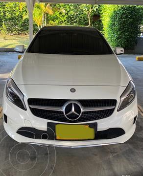 Mercedes Clase A 200 Aut usado (2017) color Blanco Cirro precio $73.000.000