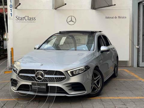 Mercedes Clase A 200 CGI Sport Aut usado (2019) color Plata precio $610,000
