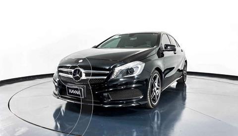 Mercedes Clase A 180 CGI Aut usado (2015) color Blanco precio $307,999