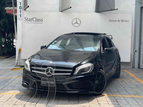 Mercedes Clase A 200 CGI Sport Aut usado (2016) color Negro precio $340,000