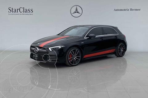 Mercedes Clase A 35 AMG 4MATIC Sedan usado (2020) color Negro precio $949,900