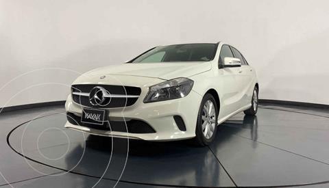 Mercedes Clase A 200 CGI usado (2017) color Blanco precio $344,999