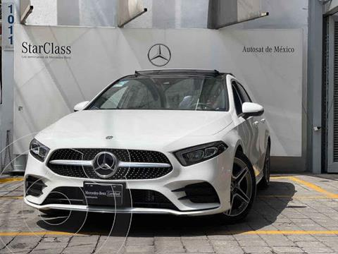 Mercedes Clase A 200 Sport usado (2020) color Blanco precio $710,000