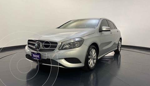Mercedes Clase A 180 CGI Aut usado (2016) color Plata precio $272,999