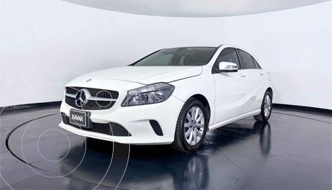Mercedes Clase A 200 CGI usado (2017) color Blanco precio $332,999