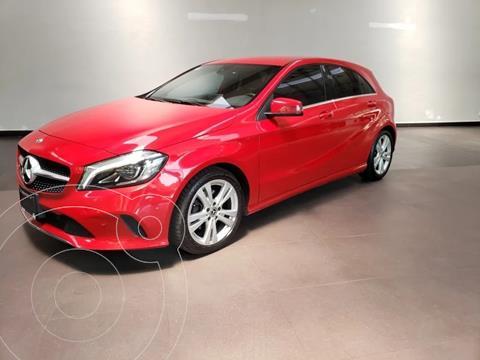 Mercedes Clase A 200 CGI Urban Aut usado (2018) color Rojo precio $369,900