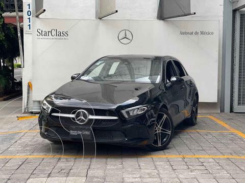 Mercedes Clase A 200 Progressive Sedan usado (2020) color Negro precio $660,000