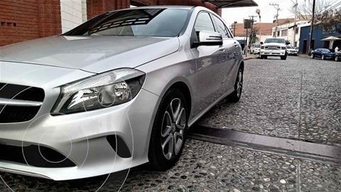 Mercedes Clase A 200 CGI usado (2017) color Plata precio $280,000