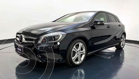 Mercedes Clase A 200 CGI Aut usado (2014) color Negro precio $277,999