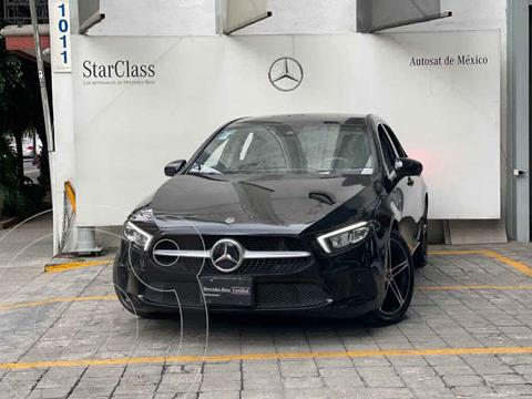 Mercedes Clase A 200 Progressive usado (2020) color Negro precio $690,000