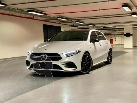 Mercedes Clase A 35 AMG 4MATIC usado (2020) color Blanco precio $800,000